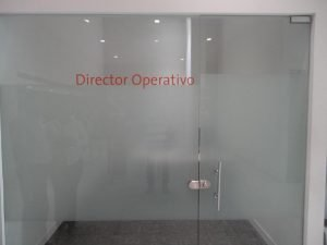 frosted director operativo